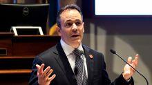 Kentucky governor downplays effect of EU tariffs on bourbon