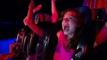 Futuristic Thrill Ride Now Open at Six Flags New England
