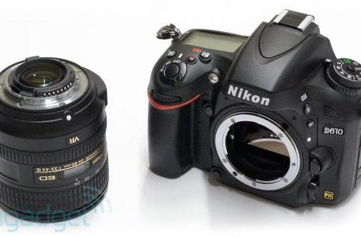 Nikon's full-frame D610 DSLR is a minor step up from the D600, we go hands-on
