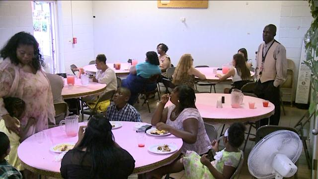 Alyssiah Wiley`s Mother Works To Help Domestic Violence Victims