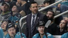 Sharks retain Bob Boughner as coach, removing interim tag