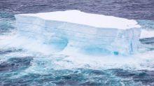 Antartide, scomparso A68: l'iceberg più grande del mondo