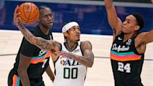 Utah Jazz move above Phoenix Suns in the Western Conference; Philadelphia 76ers go clear of Brooklyn Nets in East