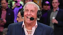 Ric Flair Q&A: 'It's a positive thing to hold WrestleMania'