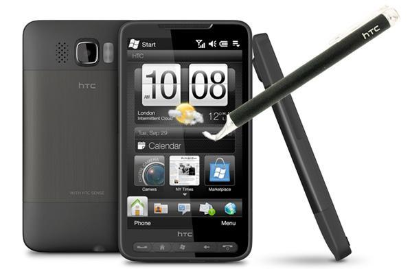 Official HTC capacitive stylus for HD2 now shipping