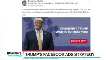 How Trump's Facebook Ads Strategy Differs From Dem Candidates