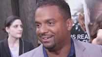 Alfonso Ribeiro Discusses His Appearance On 'The Graham Norton' Show With Will Smith
