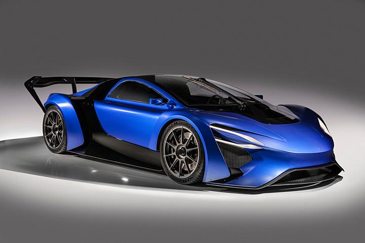 This Is China S 1 000hp 217mph Electric Supercar