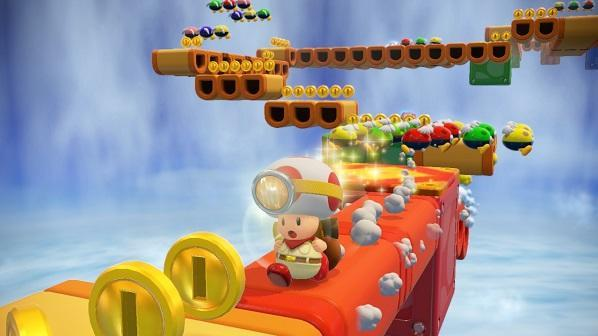 New Nintendo eShop releases: Captain Toad - The First Adventure