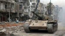 First IS fighters evacuate south Damascus: monitor