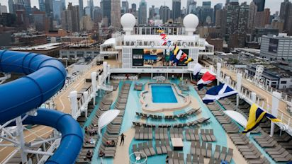 What recession? People still spend on cruises