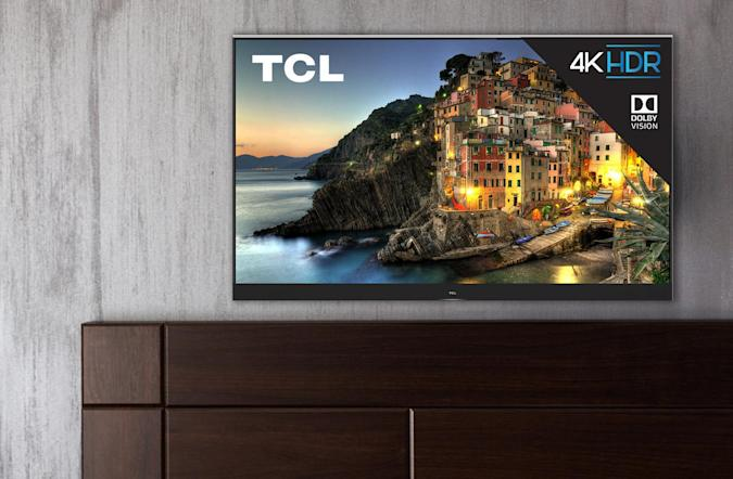 TCL adds Dolby Vision HDR to more of its 4K Roku TVs