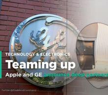 Apple and GE announce deep partnership