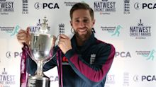 Chris Woakes wins PCA men's player of the year award