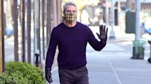 Andy Cohen Steps Out for the First Time Since Recovering from Coronavirus and Returning to Work