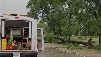 National Weather Service Confirms 2 Tornadoes
