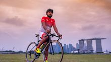 Singaporeans, Express Your Patriotism with this Limited-Edition Singapore-Inspired Cycling Kit