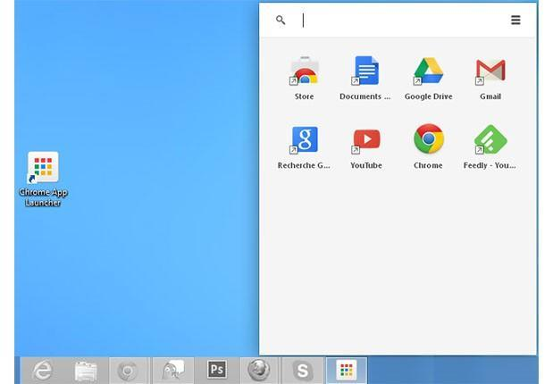 Google's Chrome app launcher now available for all Windows users