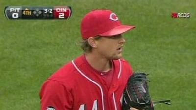 Reds Pitcher Arrested On Theft Charge