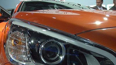 New York Auto Show Highlights Latest in Car Tech