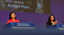 EU plans to crack down on racism in 'moment of reckoning'