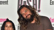 Aquaman Jason Momoa congratulates step-daughter Zoe Kravitz on Catwoman casting
