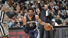 Mike Conley bought hundreds of playoff tickets to give away to Grizzlies fans