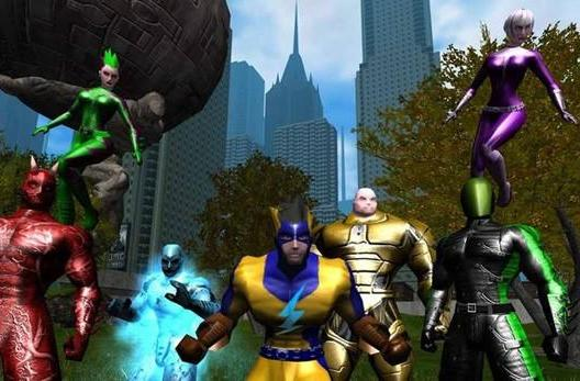 City of Heroes issue 17 enters open beta