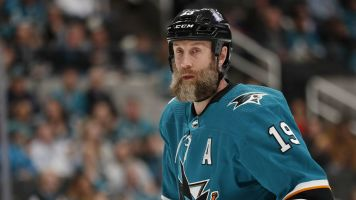 Report: Thornton likely to return for Sharks
