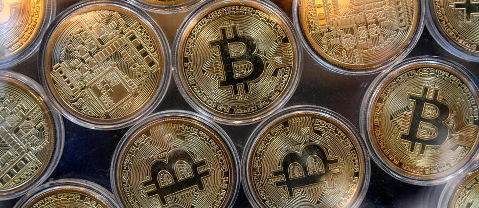 Cryptomonnaie: le cours du bitcoin atteint un taux historique