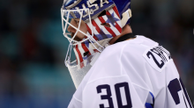 US men's hockey team loses to Czech Republic in heartbreaking shootout, is eliminated from Olympic play