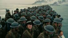 That Dunkirk smiling extra didn't make it into the movie