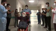 Idosa de 120 anos vence o coronavírus na Turquia
