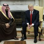 Trump's whitewashing of Saudi murder denounced by both parties