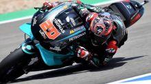 Moto - MotoGP - Espagne - Moto GP: Fabio Quartararo domine les essais libres 3 en signant le record de la piste