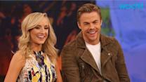 Did Derek Hough Perform on Dancing With the Stars?