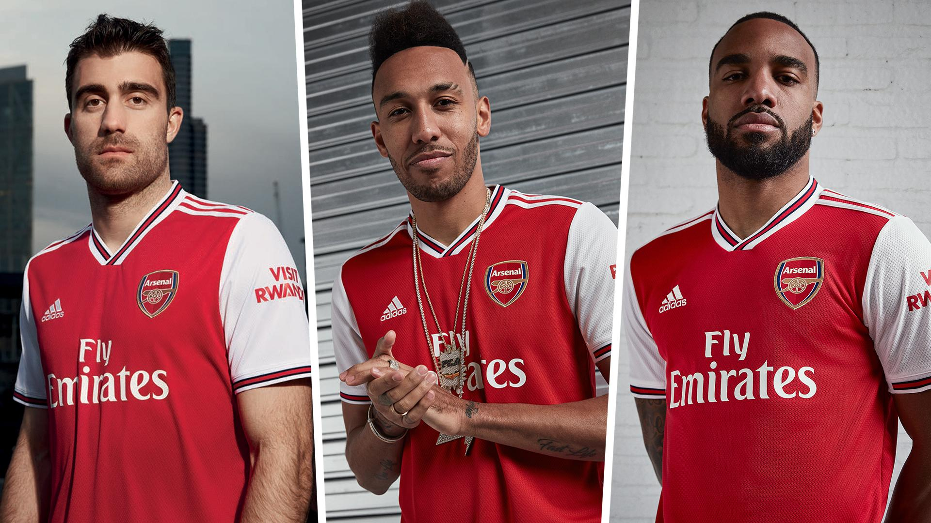 Kit Dls Arsenal 2019 Fantasy: Adidas And Arsenal Form New Partnership With 2019/20 Home Kit
