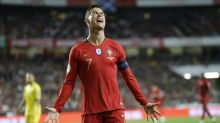 England, France win big; Portugal held as Euro defense opens