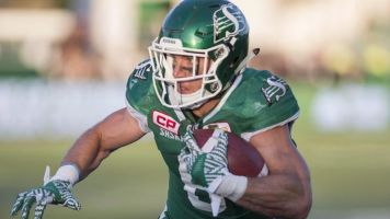 Rob Bagg back in Saskatchewan, ready to contribute with Riders