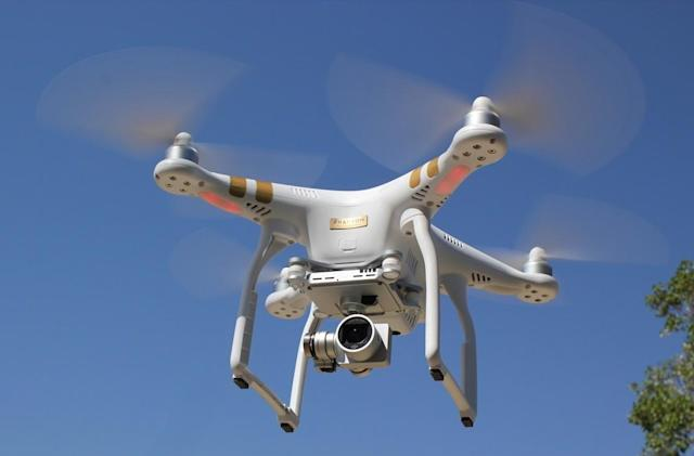 DJI's adding autopilot features to Phantom 3 drones next week