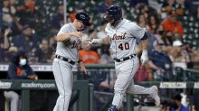 Astros hammered by Tigers for fourth straight loss