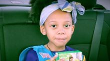 6-year-old Girl Scout goes viral for her genius marketing video: 'Stay woke, buy these cookies'