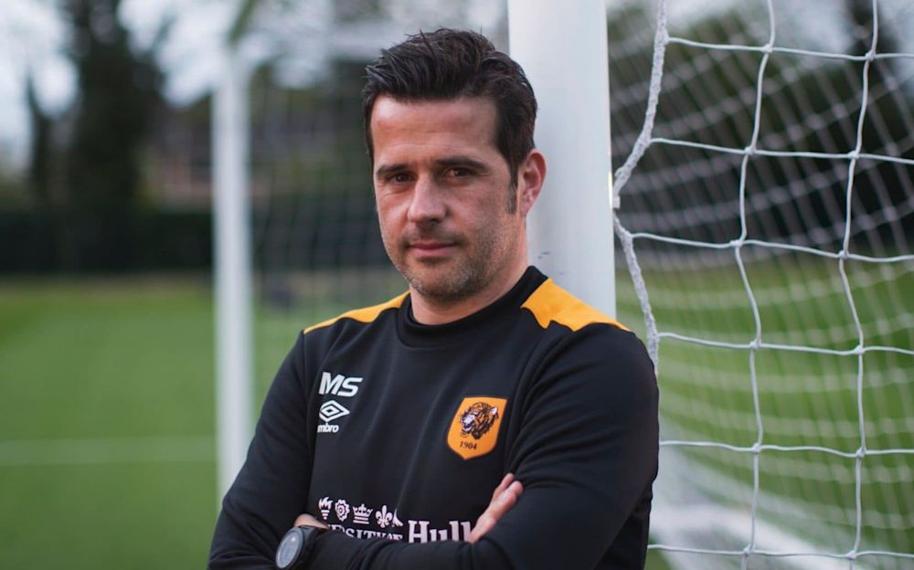 Marco Silva has revived Hull's fortunes since his appointment in January - Matthew Lloyd