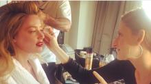 Los Globos de Oro desde el Instagram de los famosos