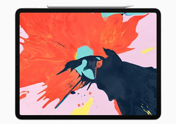 The new iPad Pro vs. the competition: Working hard