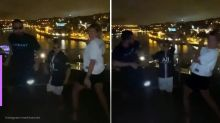 Davi Lucca, filho de Neymar, comemora vitória do PSG com dança