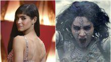 Sofia Boutella, irreconocible y terrorífica en 'La momia' de Tom Cruise