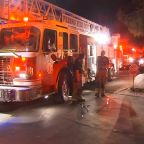 North Fresno apartment fire leaves 2 displaced, $75k in damages