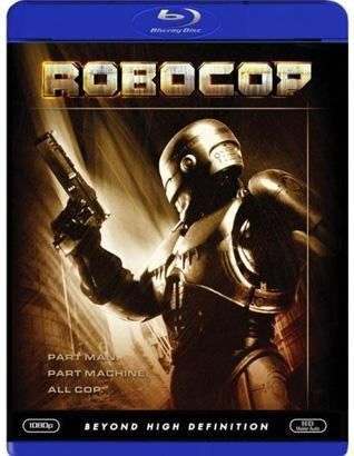 Remastered RoboCop finally coming to Blu-ray