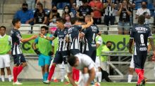 El Monterrey vence a los Pumas con un doblete del colombiano Duván Vergara